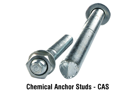 chemical anchor studs-cas