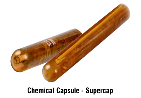 chemical capsule superca