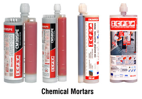 Chemical Mortars