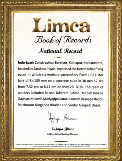 Limca Book of Record